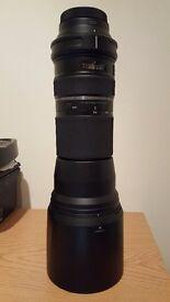 Tamron SP 150-600mm F/5-6.3 Di VC Canon fit