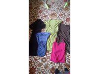 Big bundle maternity clothes UK 8 &10 Seraphine, Isabella Oliver, gap, H&M jeans, dresses, tops etc