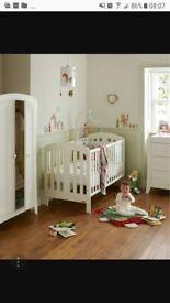 Mamas & Papas Fern 3 piece furniture set