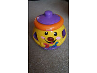 For sale used Fisher-Price Laugh & Learn Cookie Shape Sorter Surprise