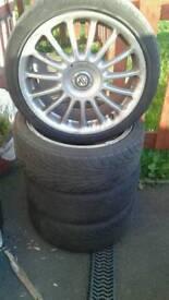 Rover zr wheels