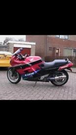 1991 HONDA CBR 1000F PINK IMMACULATE *** 1 OWNER FROM 1996 *** NOT MANY LIKE THIS!