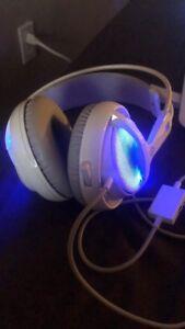 Steelseries Siberia V2 Gaming Headset Blue LED