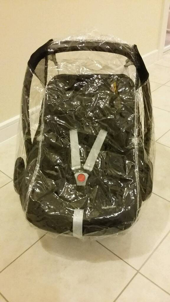 Mothercare universal car seat rain cover   in Bedford, Bedfordshire