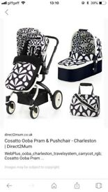 Travel system barely used