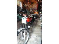Wanted motorcycle ( non runner or repair ) old trials bike, moto.x. or w.h.y