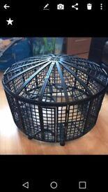 WWF wrestling cage