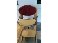 Brilliant high chair