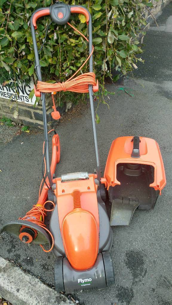 Lawn Mower and Trimmer