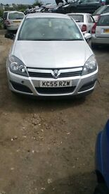 VAUXHALL ASTRA LIFE 2006 5 DOOR HATCHBACK- FOR PARTS ONLY