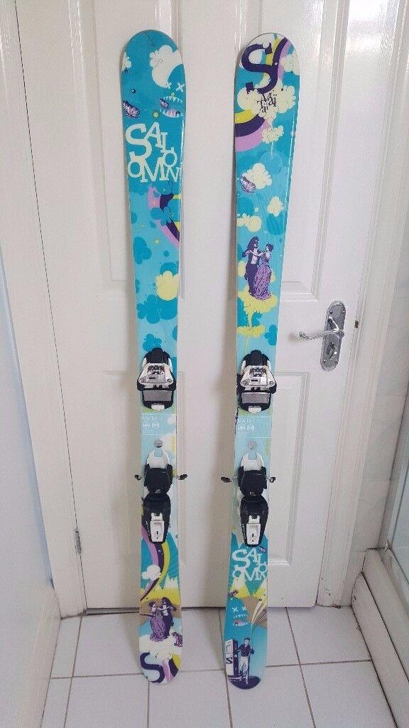 Salomon Mai Tai 151cm skis