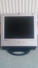 Samsung 150MP LCD Display-TV