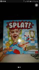 SPLAT KIDS GAME
