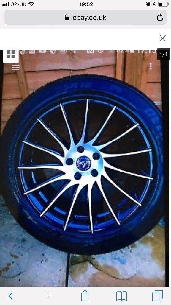 Wolf wheels tyres