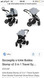 Ickle Bubba V2 Stomp 2in1