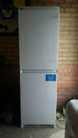 FREE***Indesit integrated fridge freezer 50/50 (Repairs)