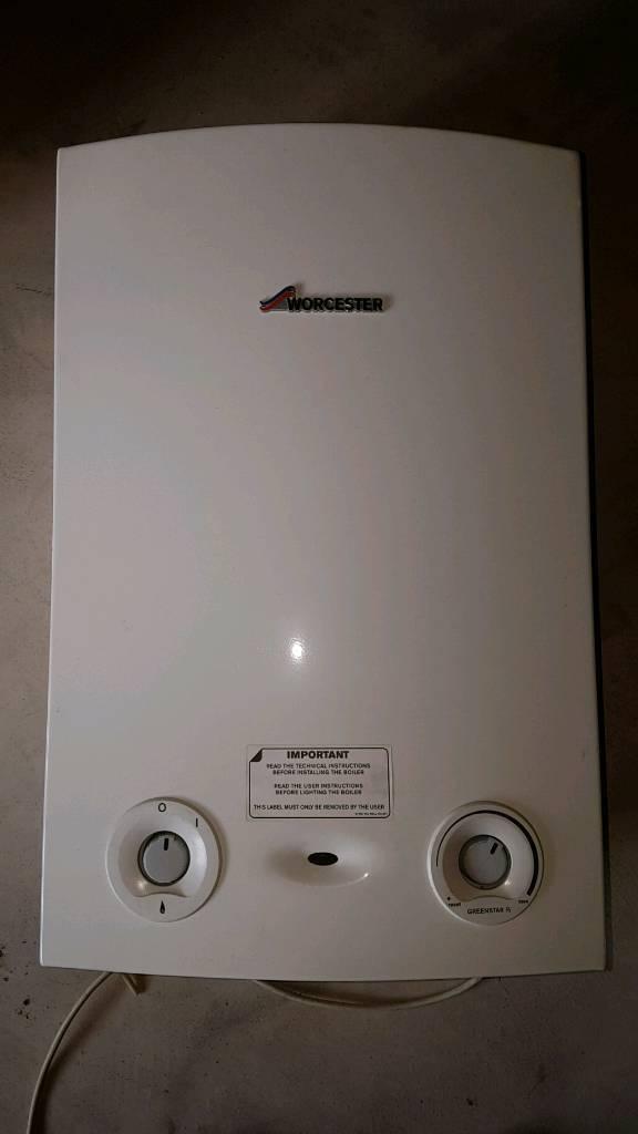 Worcester Bosch 24R condensing systems boiler
