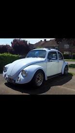 Vw classic ragtop beetle