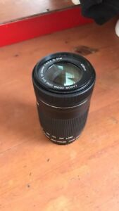 CANON ZOOM EF-S 55-250mm