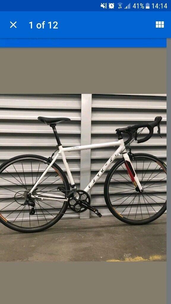 Genesis mens road bike 52cm - can be posted