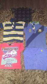 Boys clothing from next