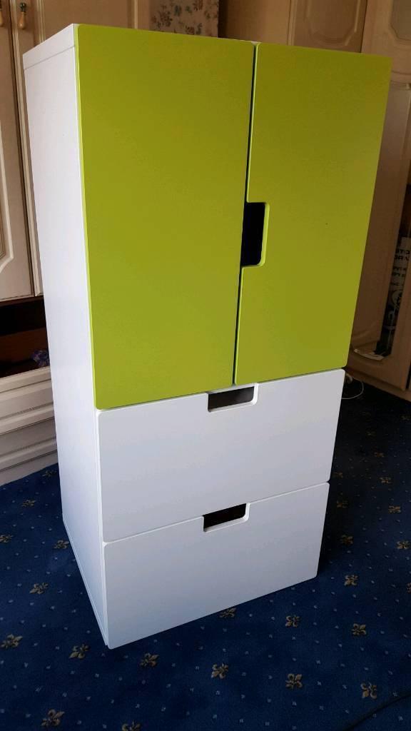 Ikea childrens wardrobe