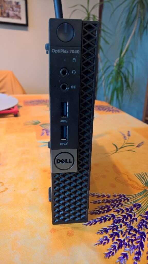 Dell 7040m Ultra Small Form Factor Wireles FAST PC