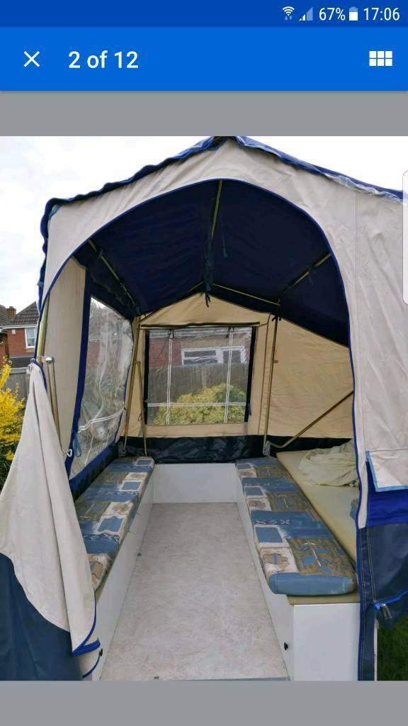 Trailor Tent