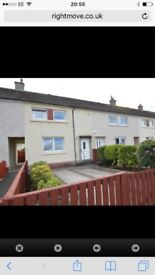 2 bed terraced house for rent