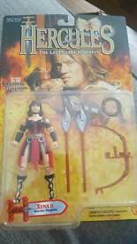 Xena figure boxed never been opened