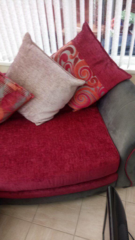 three setter sofa