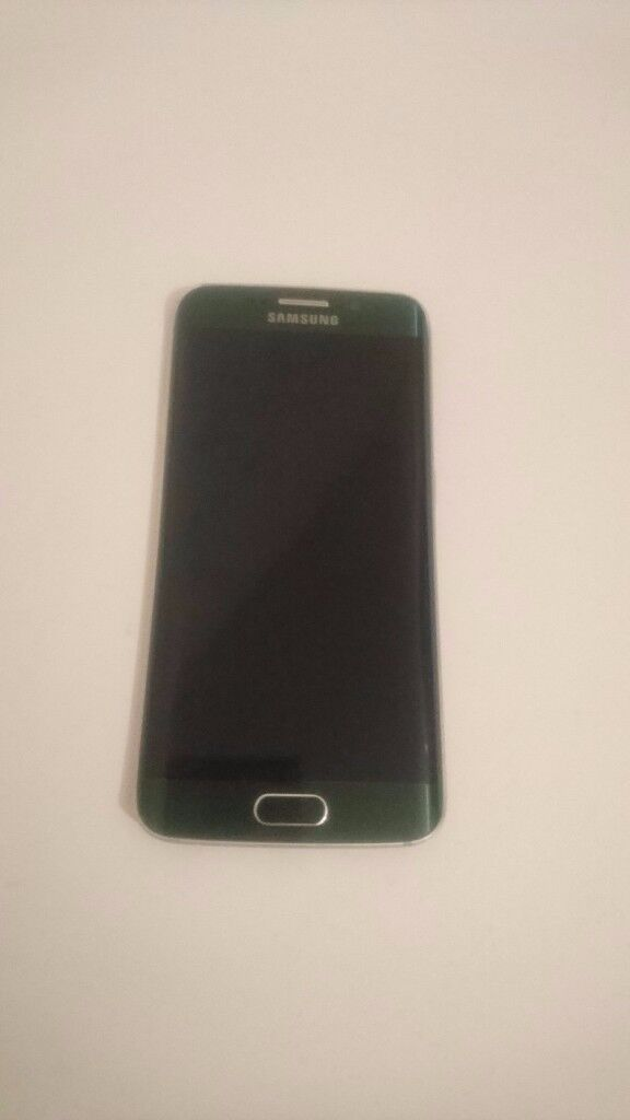 S6 Samsung with wireless charging 32GB unlocked