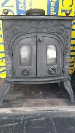 Wood burner (multi fuel)