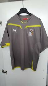 Coventry City Away Puma boys t shirt size 32-34 Football Cassidy Group