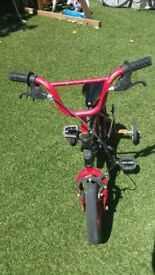 Kids 14 inch bike (suitable 3-5 years)