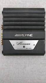 Alpine V-power MRp-M350 mono power amplifier