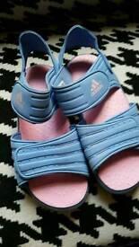 Adidas sandles new