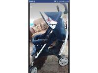 Graco mosiac pushchair/ stroller