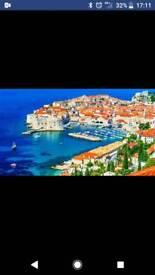 Return flights to Dubrovnik from Belfast July 2018