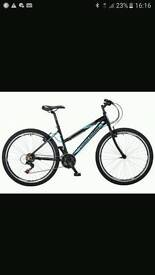 Brand new womans bike