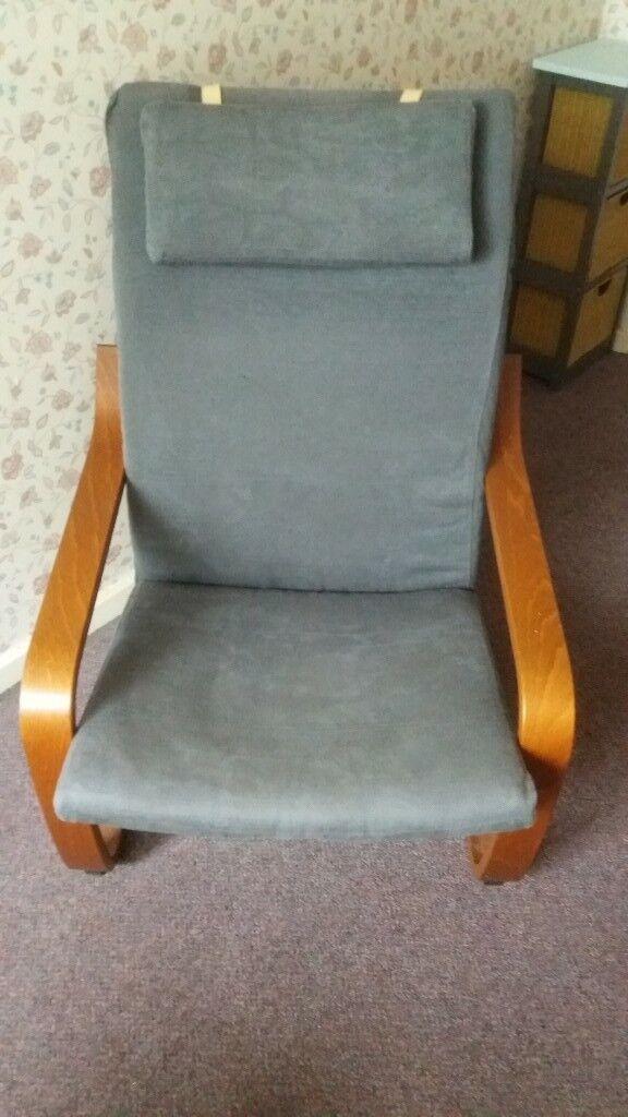 "Ikea ""Poang"" chair"