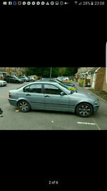 BMW 320D with SatNav and Youtube