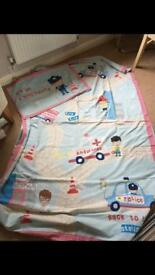 Next emergency services child's bed set
