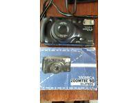 Yashica Zoomtec 90 Super Camera