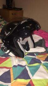 Box Flip Front Helmet