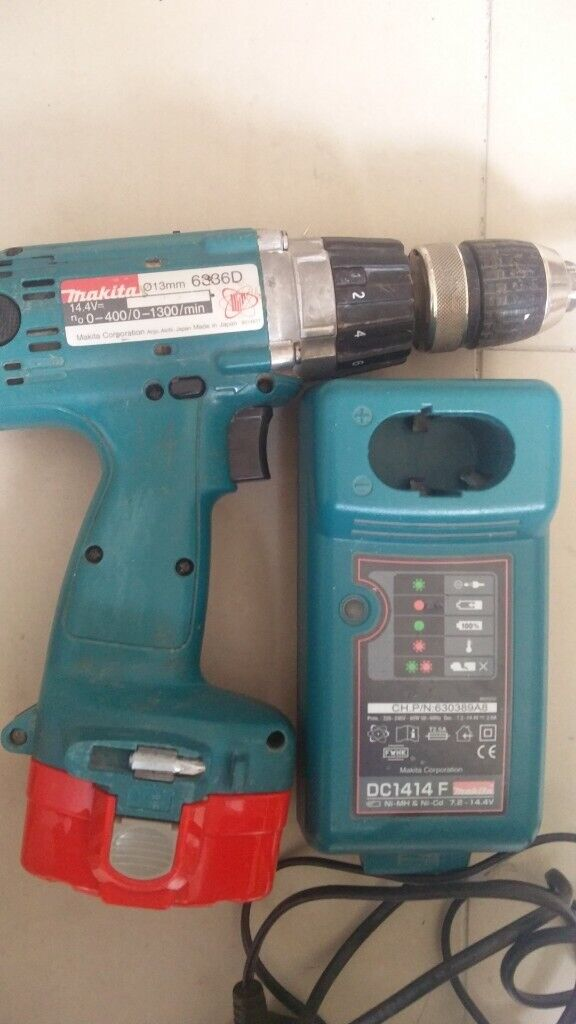 14 4V Makita 6336D cordless drill + Battery and charger | in Kingsbury,  London | Gumtree