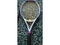 Tennis rackets volkl Boris Becker