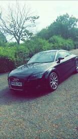 Audi tt quattro 09 plate
