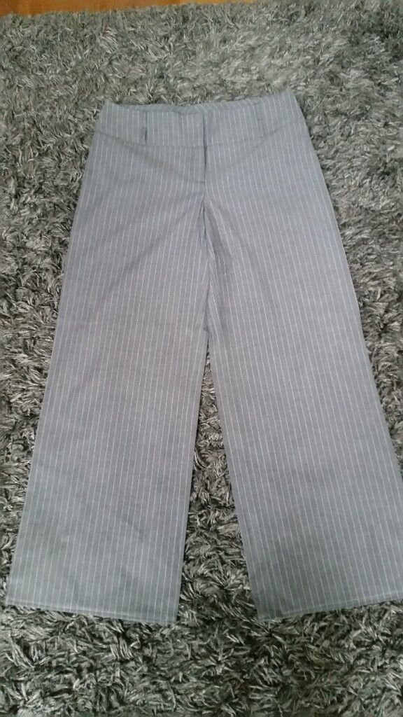 Business Gray Trousers size 14