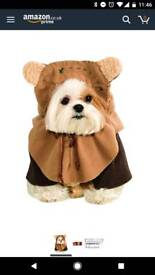 Official Star Wars Ewok Small Dog Costume